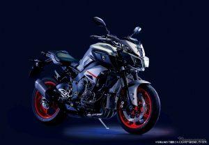 ガンダムMK-Ⅲだ! ~MT-09 ABS、MT-10 ABSに新カラー