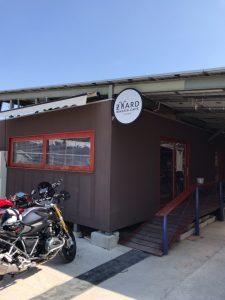 バイカーズカフェ Z-YARDさんへ行ってきました